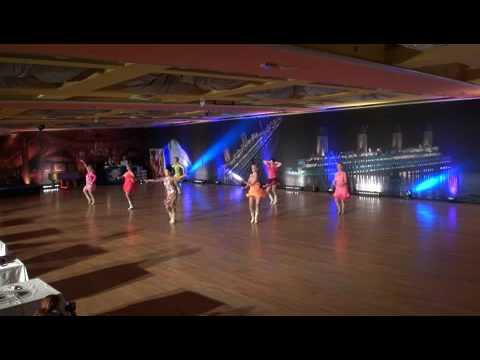 2017 WCDF Linedance World Championship(Advanced Silver : Kyoung Hee Hong) CUBAN