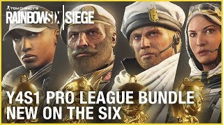 Rainbow Six Siege: Y4S1 Pro League Bundle - New on the Six | Ubisoft [NA]