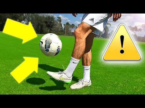 Soccer/Football Juggling Tutorial - The Basics for Kids & Beginners