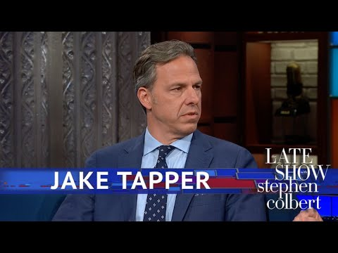 Jake Tapper: It's Unpatriotic To Obstruct The Russia Probe