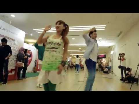 Bayer World Contraception Day 2015 Flash Mob