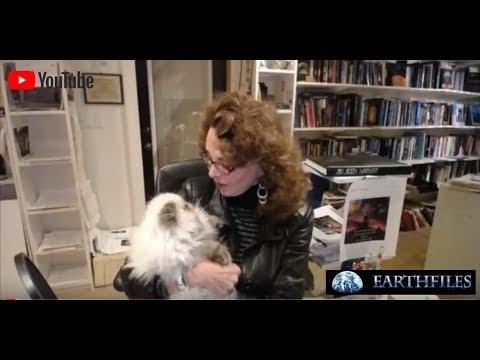 Linda Moulton Howe Live on Disclosure Video Push-Back
