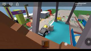 Roblox:Riding the CRAZIEST ride ever