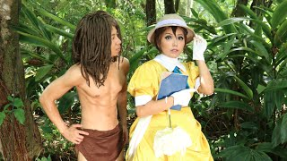 Video TARZAN 'Jane Porter' Makeup Tutorial download MP3, 3GP, MP4, WEBM, AVI, FLV Januari 2018