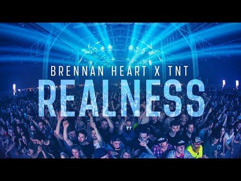 Смотреть клип Brennan Heart & Tnt - Realness