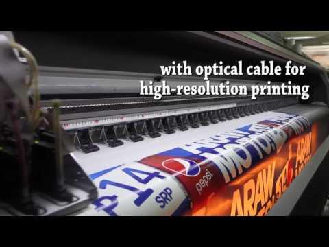 Large format printers - Creons Speedpro 1024