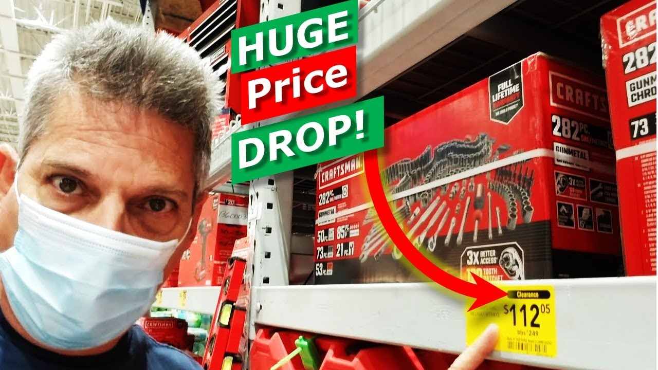 Black Friday 2020 Tool Deals at Home Depot, Lowe's, Amazon