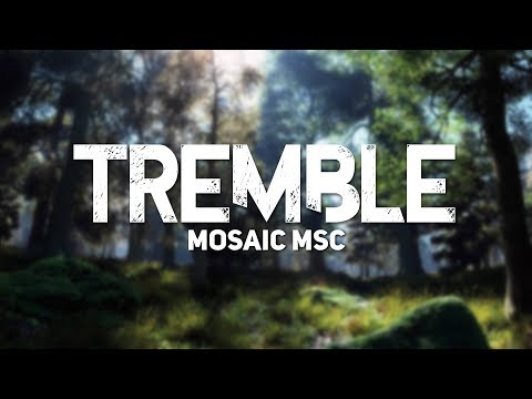 Mosaic MSC  Tremble  Lyrics