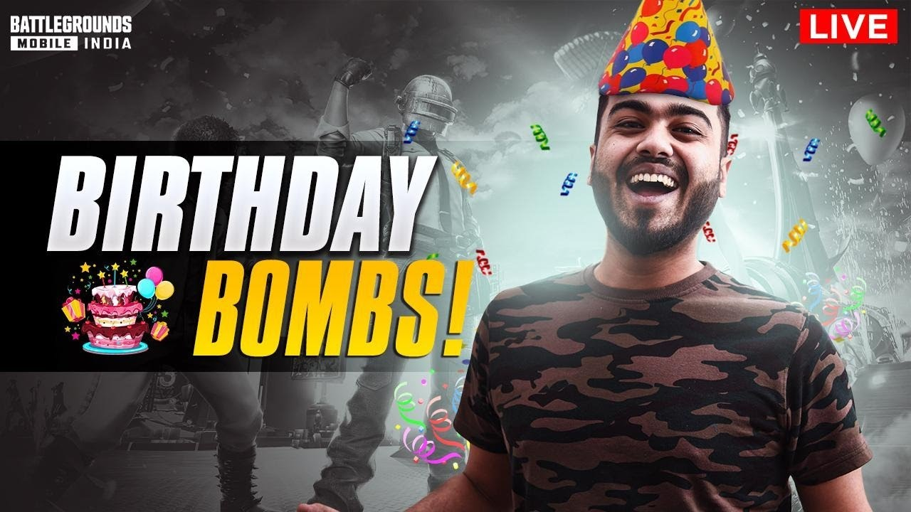 🔴 THE BIRTHDAY STREAM | LIVE FROM S8UL 2.0