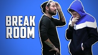 BREAK ROOM • A Cow Chop Compilation