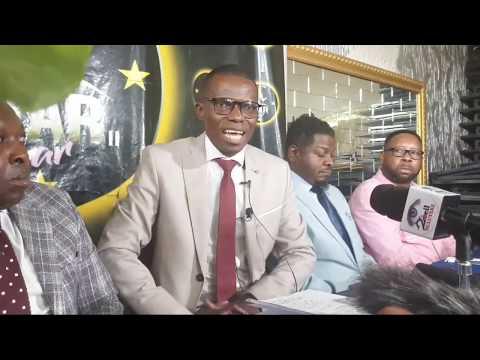 RDC: ELIEZER NTAMBWE CONFIRME SON EMPOISONNEMENT