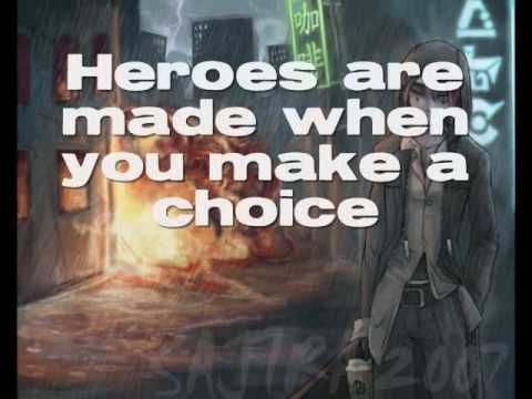 hero superchick lyrics