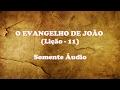 O Evangelho de João (Lição - 11)