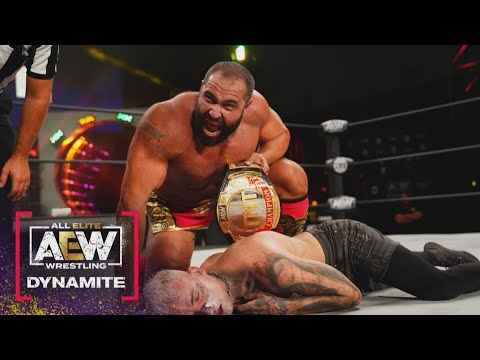 Did Darby's 9 Lives Finally Run Out? Miro's Reign as TNT Champion Begins! | AEW Dynamite, 5/12/21