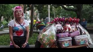 Amanda Palacio La vendedora del Carlos E Restrepo- Documental