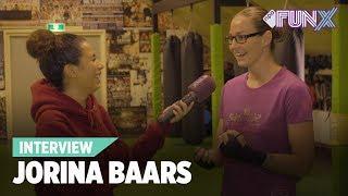"""JORINA BAARS: """"VROUWEN ZIJN GEMENER IN DE RING"""""""