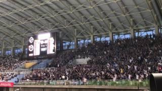 ベガルタ仙台vsガンバ大阪 ガンバ大阪チャント もっといったれららら〜...