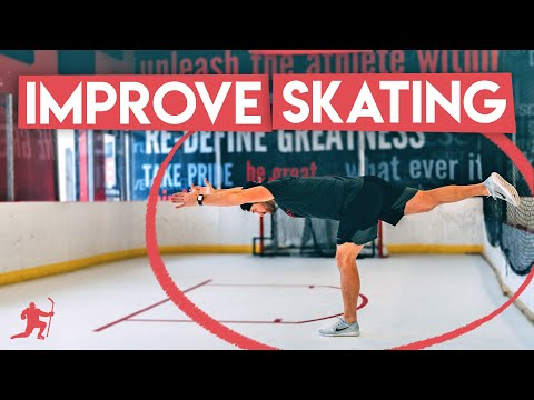 DO THESE 5 EXERCISES TO IMPROVE YOUR SKATING AT HOME