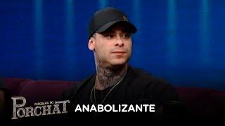 Baixar Leo Stronda confirma uso de anabolizante com acompanhamento médico