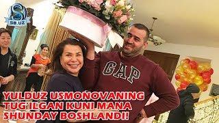 Скачать Yulduz Usmonovaning Tug Ilgan Kuni Mana Shunday Boshlandi