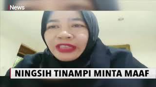 Ngaku Bisa Panggil Nabi & Malaikat, Ningsih Tinampi Minta Maaf - iNews Sore 16/01
