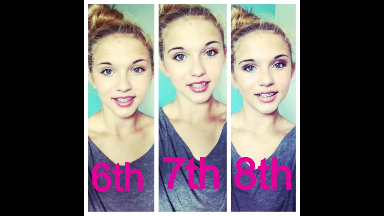 Makeup ideas for 6th graders