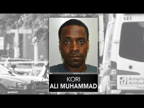 Did racial hatred lead gunman to kill 3 men in California?