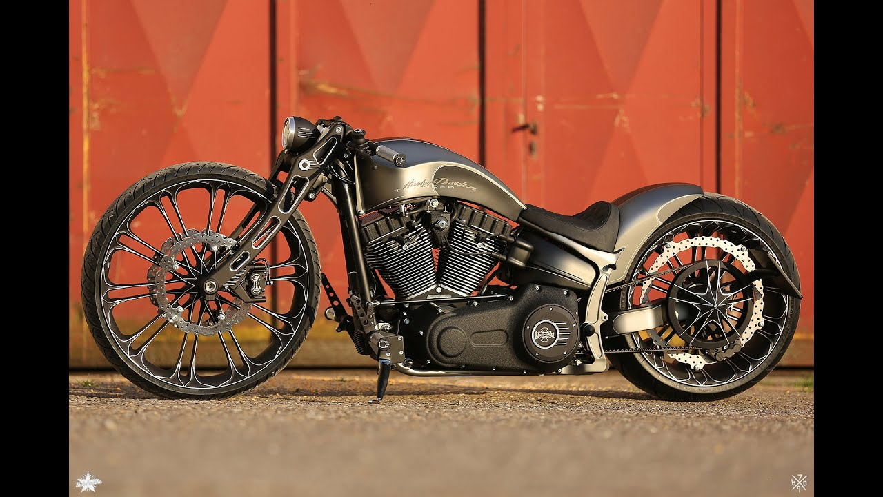 thunderbike tb r 3 0 custom harley davidson breakout youtube. Black Bedroom Furniture Sets. Home Design Ideas