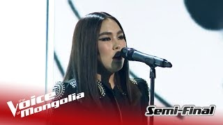 "Gambar cover Enguun - ""Creep"" 