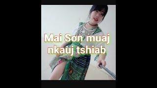 Kev hlub fau rau vib nais cover Mai Sơn - Karaoke by Yias Hawj