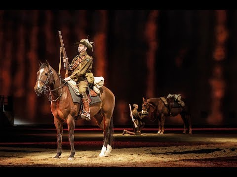 Australian Outback Spectacular's Salute to the Light Horse, Gold Coast