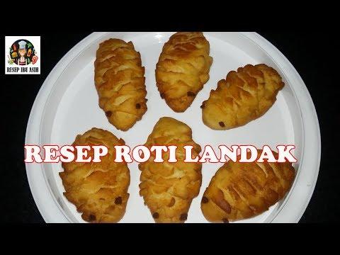 resep-roti-landak-|-hedgehog-bread-recipes