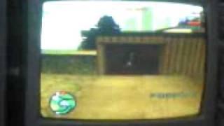 Como combertir a CJ en Ghos rider para PS2 (en español)