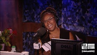 "Robin Quivers Gets Caught Singing ""Cocaine"" to Herself"