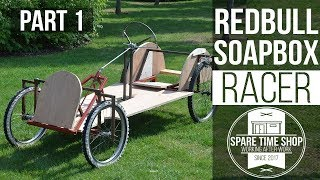 RedBull Soapbox Racer - Part 1: Welding The Frame