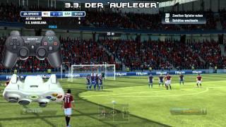 FIFA 12 - FREISTOSS TUTORIAL - [ XBOX 360 I PS3 I PC ] DEUTSCH I HD