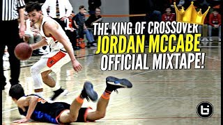 Jordan McCabe Is The HS KING OF THE CROSSOVER!! OFFICIAL Mixtape!!! White Chocolate 2.0!