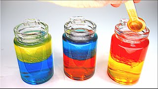 How to Make Magic Color Changing Sensory Bottles for Kids! Fun Easy DIY Science Experiment Project
