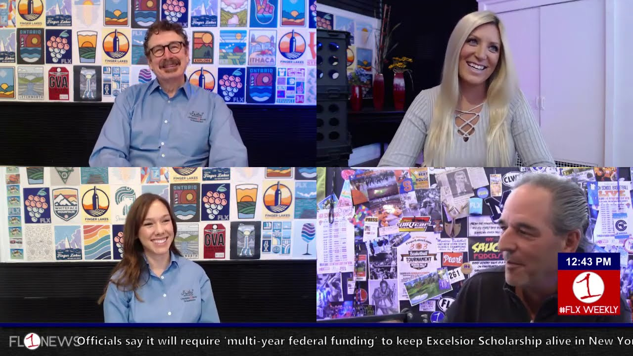 FLX WEEKLY: Dr. Rod Littlejohn & Dr. Liz Barbi in-studio (podcast)