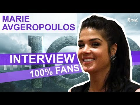 The 100   100%  : Marie Avgeropoulos