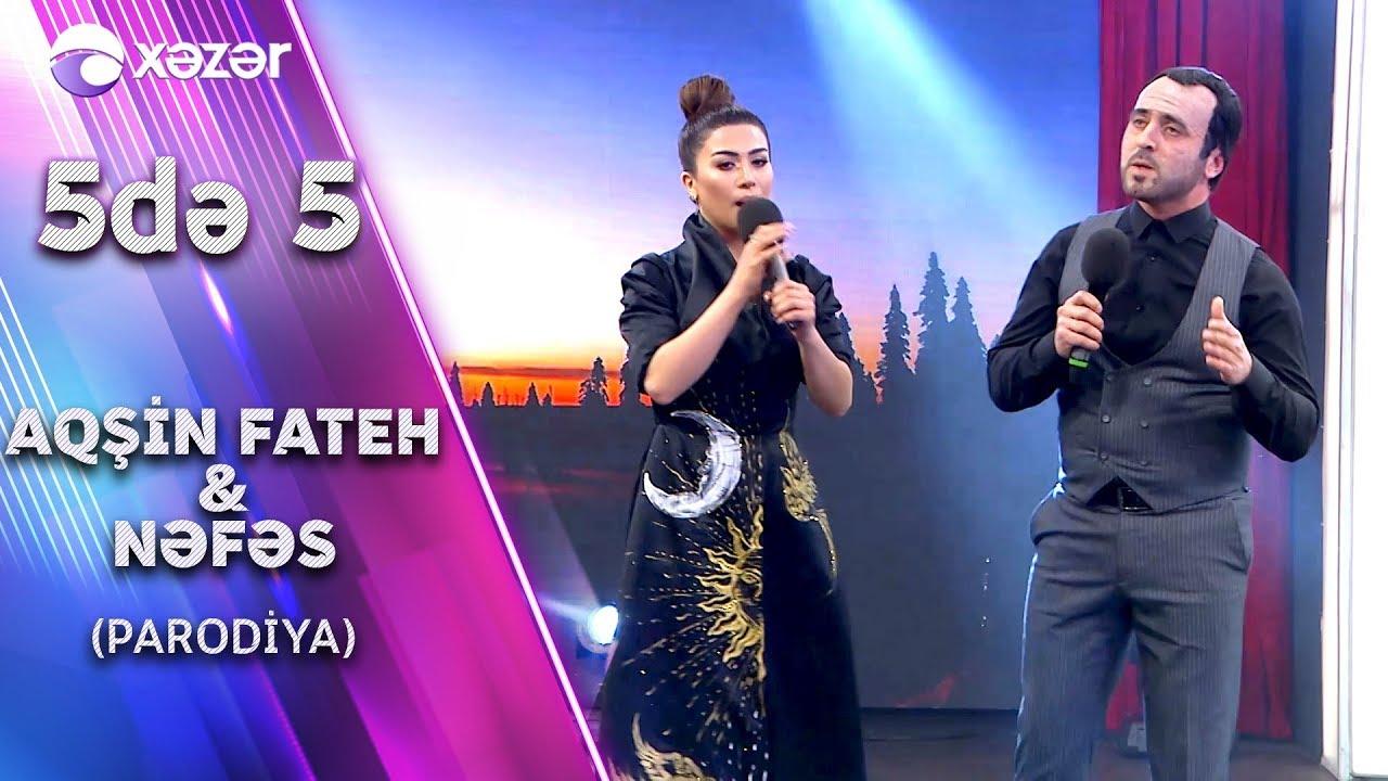 Aqşin Fateh & Nəfəs - Yarəm    (Parodiya Elnur Mahmudov)