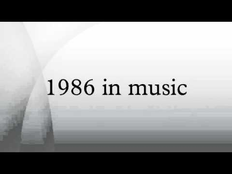 1986 in music
