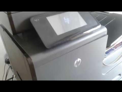 Come fare Full Reset per stampanti HP Officejet PRO X