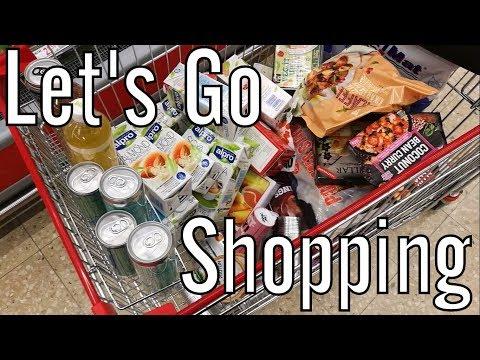 Vegan Food Shopping In Sweden   VLOG & Haul