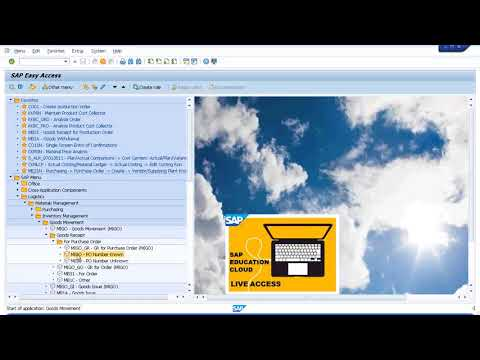 SAP CO Actual Costing Material Ledger step by step part №1