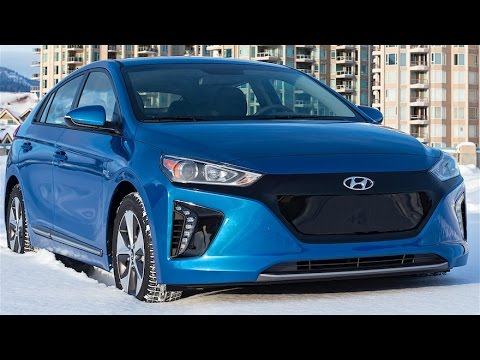 2017 Hyundai IONIQ Review--HYBRID/PLUG-IN & ELECTRIC