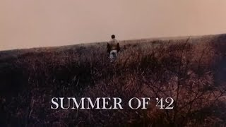 "Michel Legrand - The Summer Knows (End Title Theme From ""Summer Of"