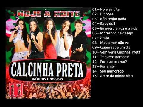 Calcinha Preta - Hoje à noite - Vol11