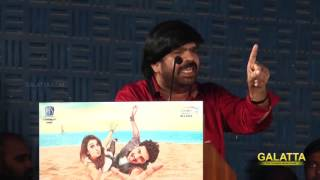 T Rajendar Clarifies About Puli Issue