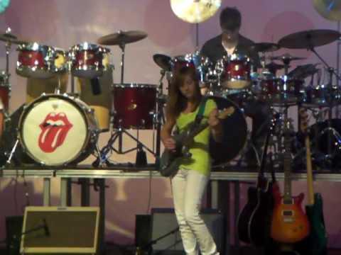 Hannah Rolling Stones Show June 27, 2009